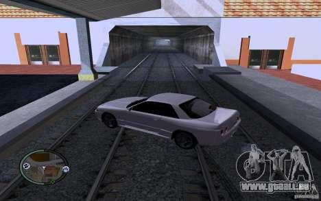 Russische Rails für GTA San Andreas dritten Screenshot