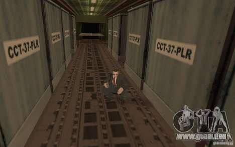 Unique animation of GTA IV V3.0 für GTA San Andreas neunten Screenshot