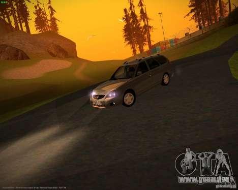 Vaz-2171 Restajl pour GTA San Andreas