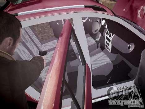Dacia Sandero Stepway für GTA 4-Motor