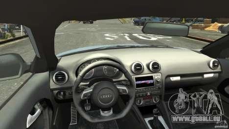 Audi S3 2009 für GTA 4 rechte Ansicht