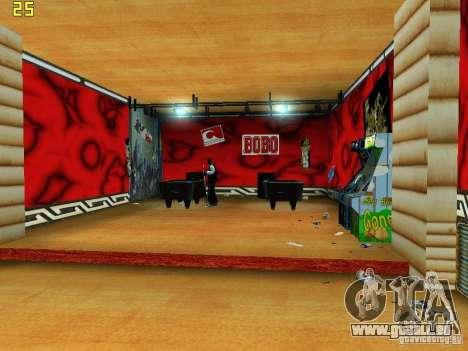 New Bar Ganton v.1.0 pour GTA San Andreas cinquième écran