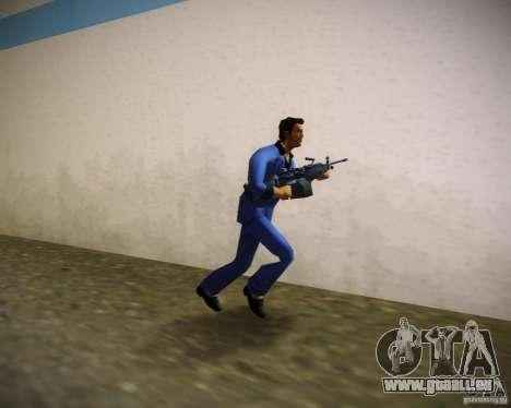 FN M249 für GTA Vice City zweiten Screenshot