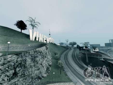 Setan ENBSeries pour GTA San Andreas
