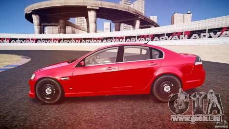 Holden Commodore (CIVIL) für GTA 4 Seitenansicht