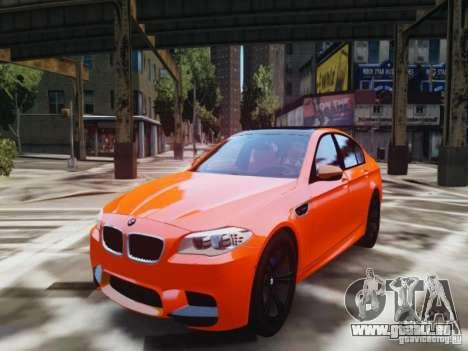 BMW M5 F10 2012 Aige-edit pour GTA 4
