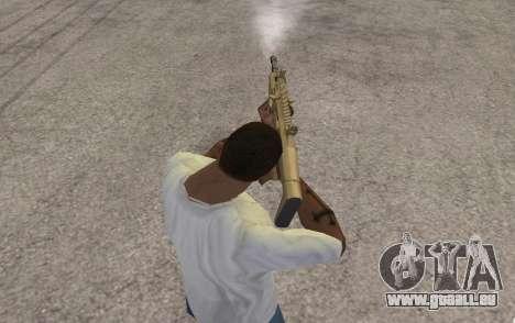 MSBS Radon für GTA San Andreas dritten Screenshot