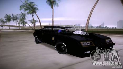 Ford Falcon GT Pursuit Special V8 Interceptor 79 für GTA Vice City