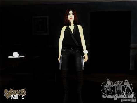NFS The Run Skins für GTA San Andreas dritten Screenshot