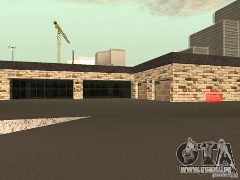 San Fierro Car Salon pour GTA San Andreas quatrième écran