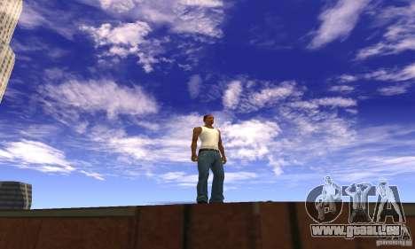 Sunshine ENB Series by Recaro pour GTA San Andreas deuxième écran