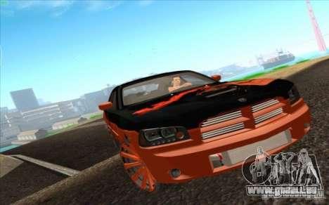 Dodge Charger SRT 8 pour GTA San Andreas