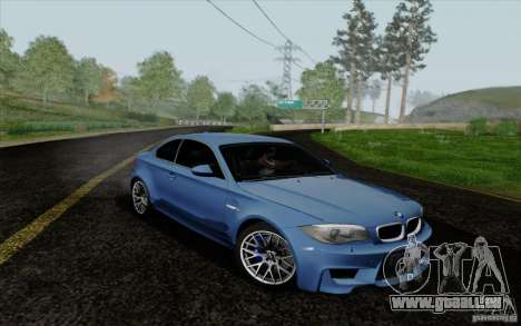BMW 1M 2011 V3 pour GTA San Andreas
