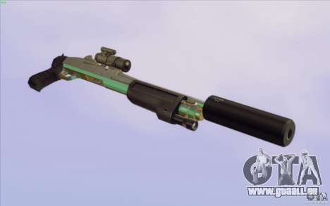 Low Chrome Weapon Pack für GTA San Andreas elften Screenshot