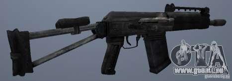 Saïga-12 s pour GTA San Andreas