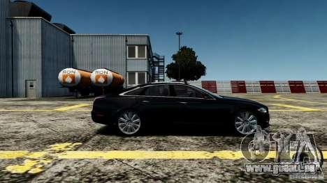 Jaguar XJ 2012 pour GTA 4 est une gauche