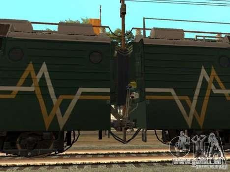 Vl80s-2532 pour GTA San Andreas vue de droite