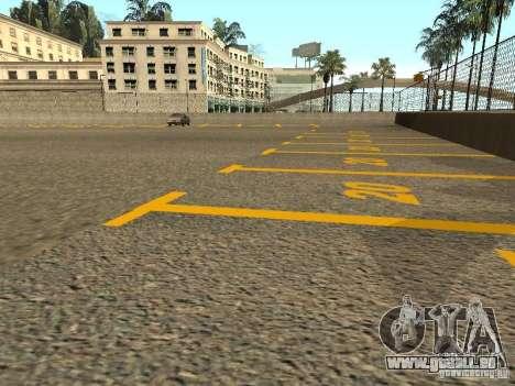 Neue Texturen Los Santos Stadium Forum für GTA San Andreas fünften Screenshot