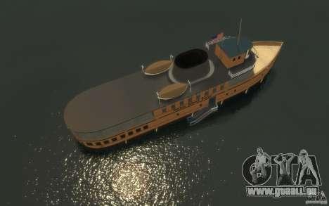 Staten Island Ferry für GTA 4 rechte Ansicht