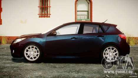 Mazda Speed 3 [Beta] für GTA 4 linke Ansicht