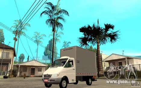 Mercedes-Benz Sprinter Truck pour GTA San Andreas