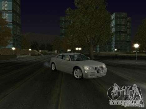 Chrysler 300C HEMI 5.7 2009 pour GTA San Andreas