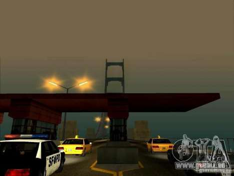 Bridge Pay für GTA San Andreas