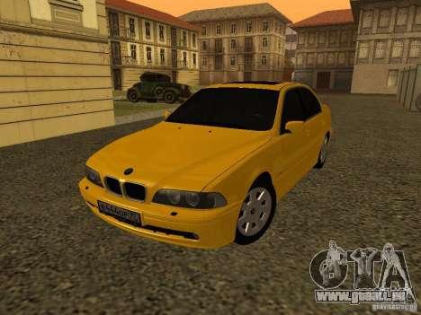 BMW 540i pour GTA San Andreas