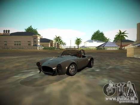 Shelby Cobra für GTA San Andreas