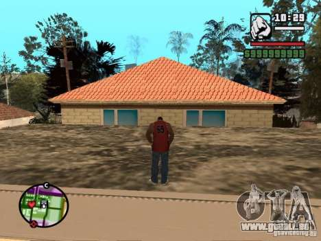 Private CJ für GTA San Andreas zweiten Screenshot