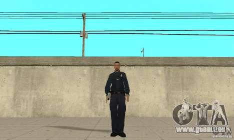 Ein Polizist aus GTA 4 für GTA San Andreas