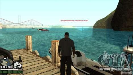 Real ENB Settings v3.0 The End version pour GTA San Andreas cinquième écran