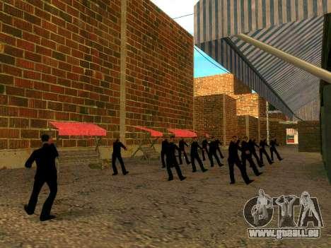 Training Vusi für GTA San Andreas