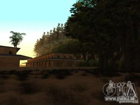 Wald in Las Venturas für GTA San Andreas sechsten Screenshot