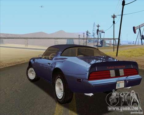 Playable ENB Series v1.1 pour GTA San Andreas troisième écran