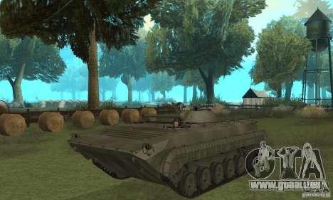 BMP-1 grau für GTA San Andreas