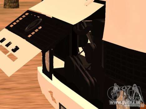 GROOVE-32054 für GTA San Andreas Rückansicht