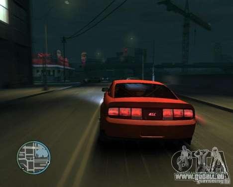 Ford Mustang GT für GTA 4 linke Ansicht