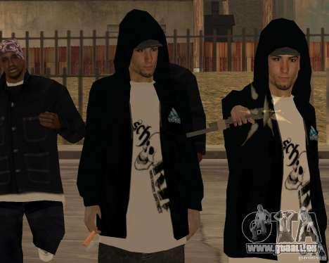 Neue Drogen-Dealer für GTA San Andreas dritten Screenshot