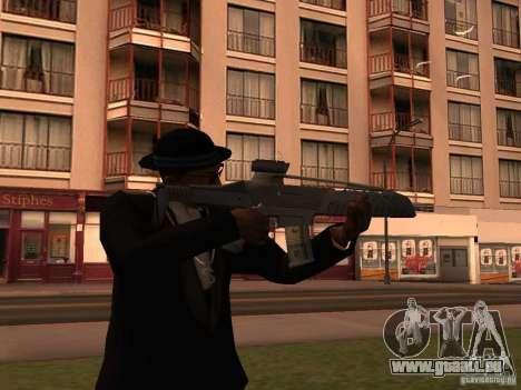 XM8 V1.1 pour GTA San Andreas troisième écran