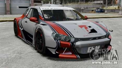 Volkswagen Scirocco BTCS MkIII 2010 pour GTA 4