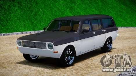 GAZ 24-12 Tuning 1986-1994 für GTA 4