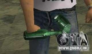 Max Payne 2 Weapons Pack v2 pour GTA Vice City le sixième écran
