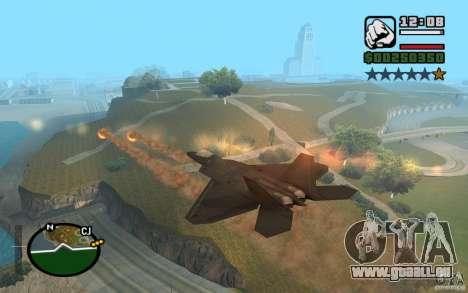 Hydra, Panzer mod für GTA San Andreas sechsten Screenshot