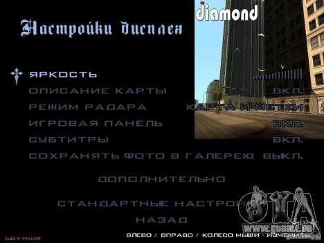 LibertySun Graphics For LowPC für GTA San Andreas achten Screenshot