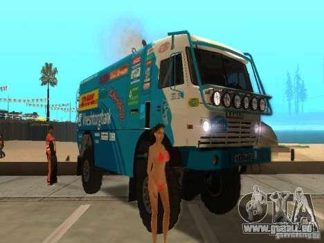 Vinyle pour GTA San Andreas deuxième écran