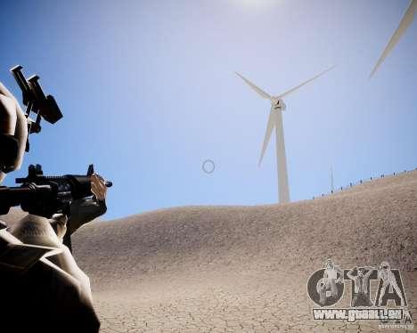 MW2 Phoenix Paratroopers pour GTA 4 quatrième écran