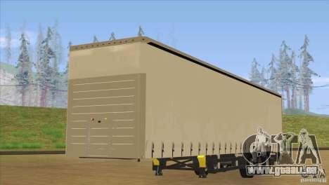 SchmitZ Cargobull für GTA San Andreas rechten Ansicht