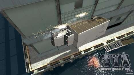 Benson boat für GTA 4 Innenansicht