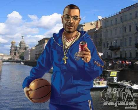 Écran de démarrage de la Russie en Amérique pour GTA 4